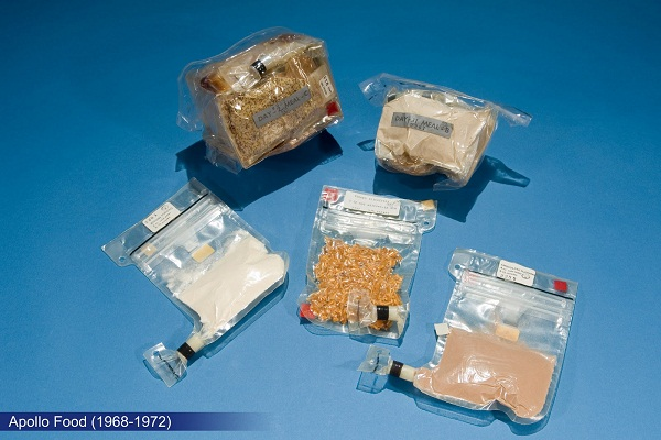 Space Food Apollo