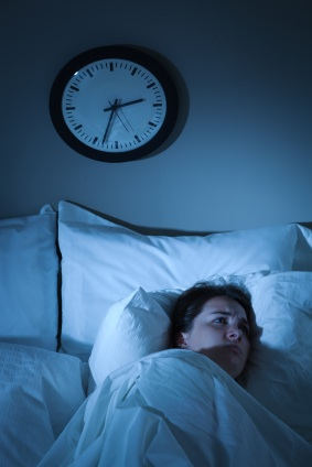 Sleep deprivation at night (Credit: iStock)