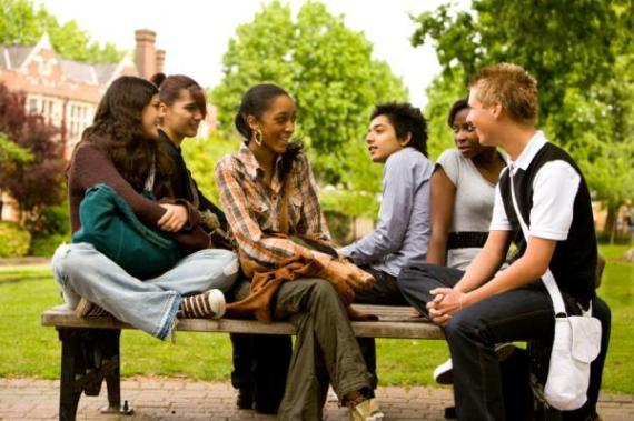 Social interaction in students