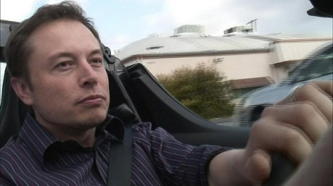 Elon Musk talking about driverless technology in cars (Credit: Ars Technica)