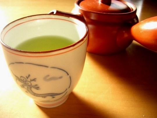 Green Tea by Kanko