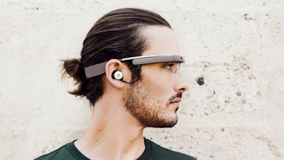 Google Glass redesigned (Credit: Google Glass)
