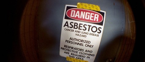 Asbestos can cause mesothlioma even in low levels (Credit: Joey Gannon/Flickr)