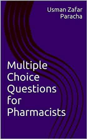 Multiple Choice Questions for Pharmacists (3)