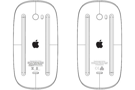 Apple's new mouse (Source: 9to5mac)