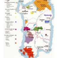 Sardinian-Wine-Map