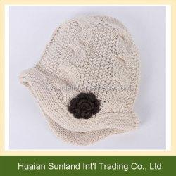 W 1085 Children Crochet Beanie Mittens Scarf Set Knit Pattern Hat