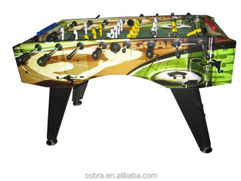 Hand Football Soccer Table,Colorful Painting Foosball Table,Baby Toys Game Soccer Table,Deluxe ...