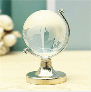 Rotating World Map Globes Table Decor Ocean Geographical Earth     ROTATING WORLD MAP GLOBES TABLE DECOR OCEAN GEOGRAPHICAL EARTH DESKTOP GLOBE