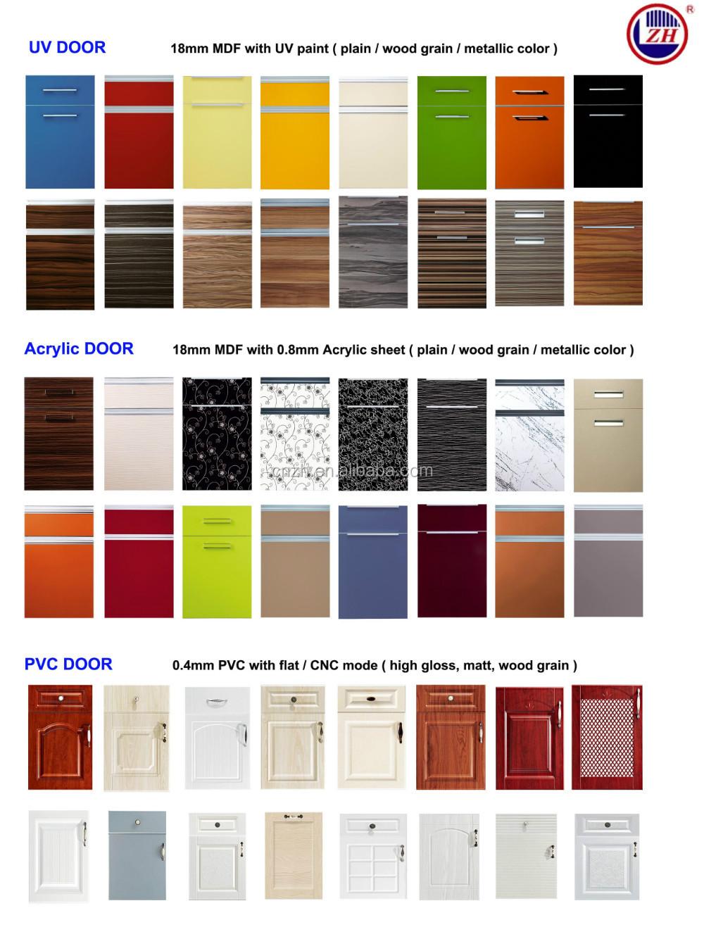 European style slab white gloss laminated mdf kitchen cabinet doors mdf kitchen cabinet doors European style slab white gloss laminated mdf kitchen cabinet doors