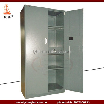 Double Door Metal Decorative Filing Cabinets 2 Drawer Include Knock Down  Steel Swing Cabinet Double L3