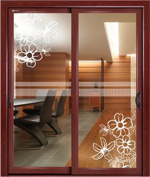 Living Room Door Design Interior Wooden Glass Sliding Doors Aluminium Design