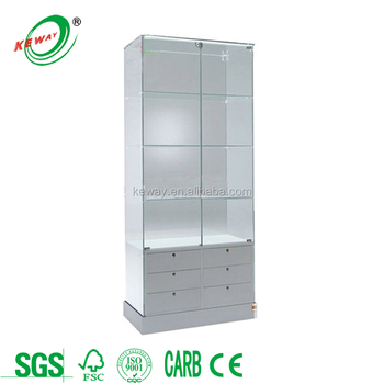 Jewelry Display Cabinets For Sale New Design Glass Cabinet35