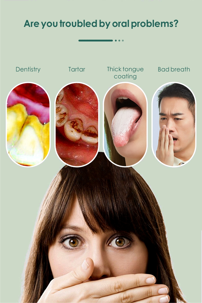 2020 Amazon hot sale LED electric  Dental Cleaner Teeth brush Calculus Remover Tartar Scraper  tongue cleaner scraper