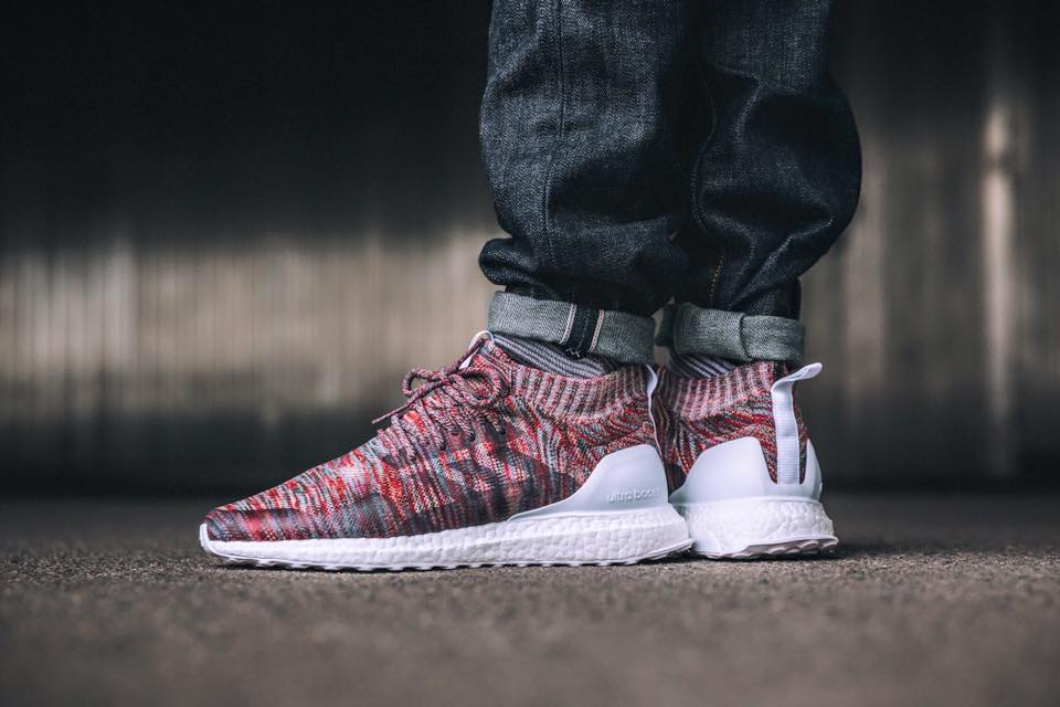 "adidas Consortium Ultra Boost Mid ""Kith"""
