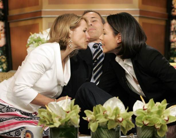 Ann Curry fired: Katie Couric slams NBC. But why?