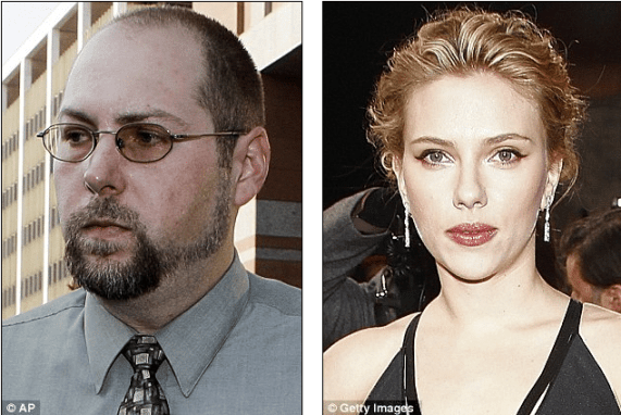 Computer hacker who leaked nude photos of Scarlett Johansson gets 10 years.