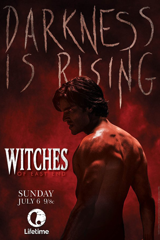 Witches of East End Series Poster