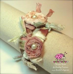 ScarletCalliope Shabby Bracelet 3