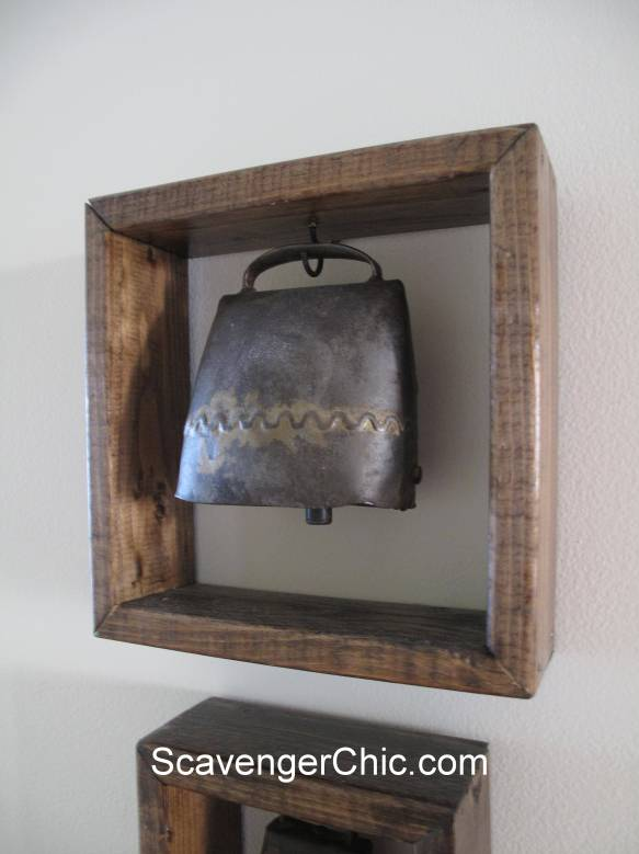 Cowbell Wall Decor