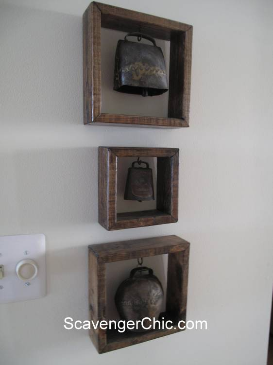 DIY Cowbell  Wall Decor