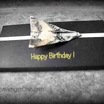 Origami Birthday Present