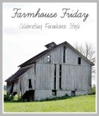 Farmhouse Friday link party button