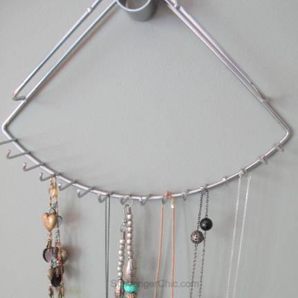 Junk Jewelry Holder
