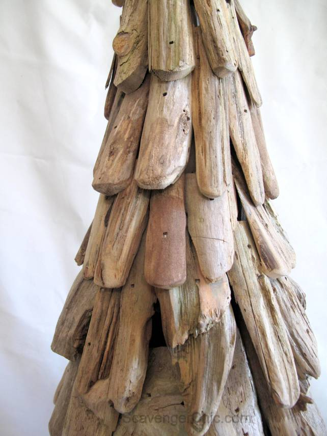 Driftwood tree diy, beach decor