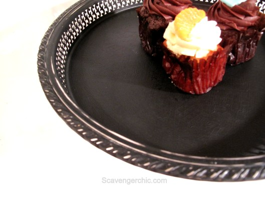 Easy Cake Stand diy