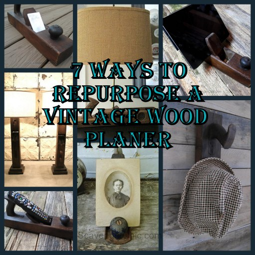 Woodworking Planer Upcycling Ideas