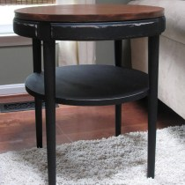 Chalk Paint Side Table Makeover