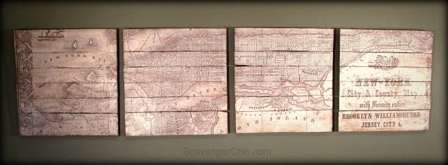 Pottery Barn Inspired Planked New York Map-005