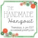 handmade hangout- small logo OC