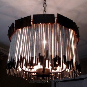 Second Choice Chandelier
