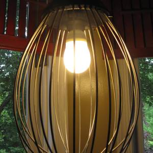 Beater Pendant Light
