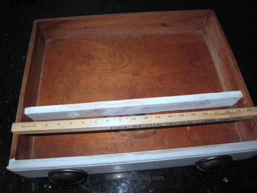 Easy diy drawer organizer