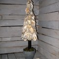 DIY Oyster Shell Tree