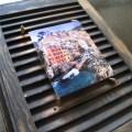 Floating Frame diy, Recycled Vintage Shutter