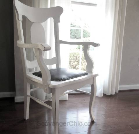 Replace a Caned Chair Seat with a Padded Seat-001
