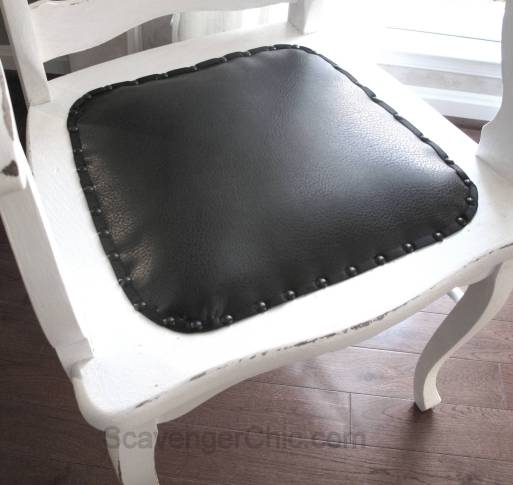Replace a Caned Chair Seat with a Padded Seat-002