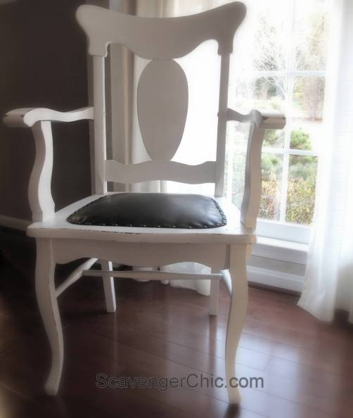 Replace a Caned Chair Seat with a Padded Seat-003