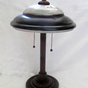 V8 Hubcap Lamp