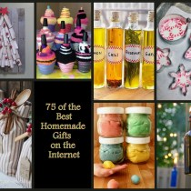 75 Homemade Gift Ideas
