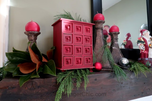 Little Red Jewelry box