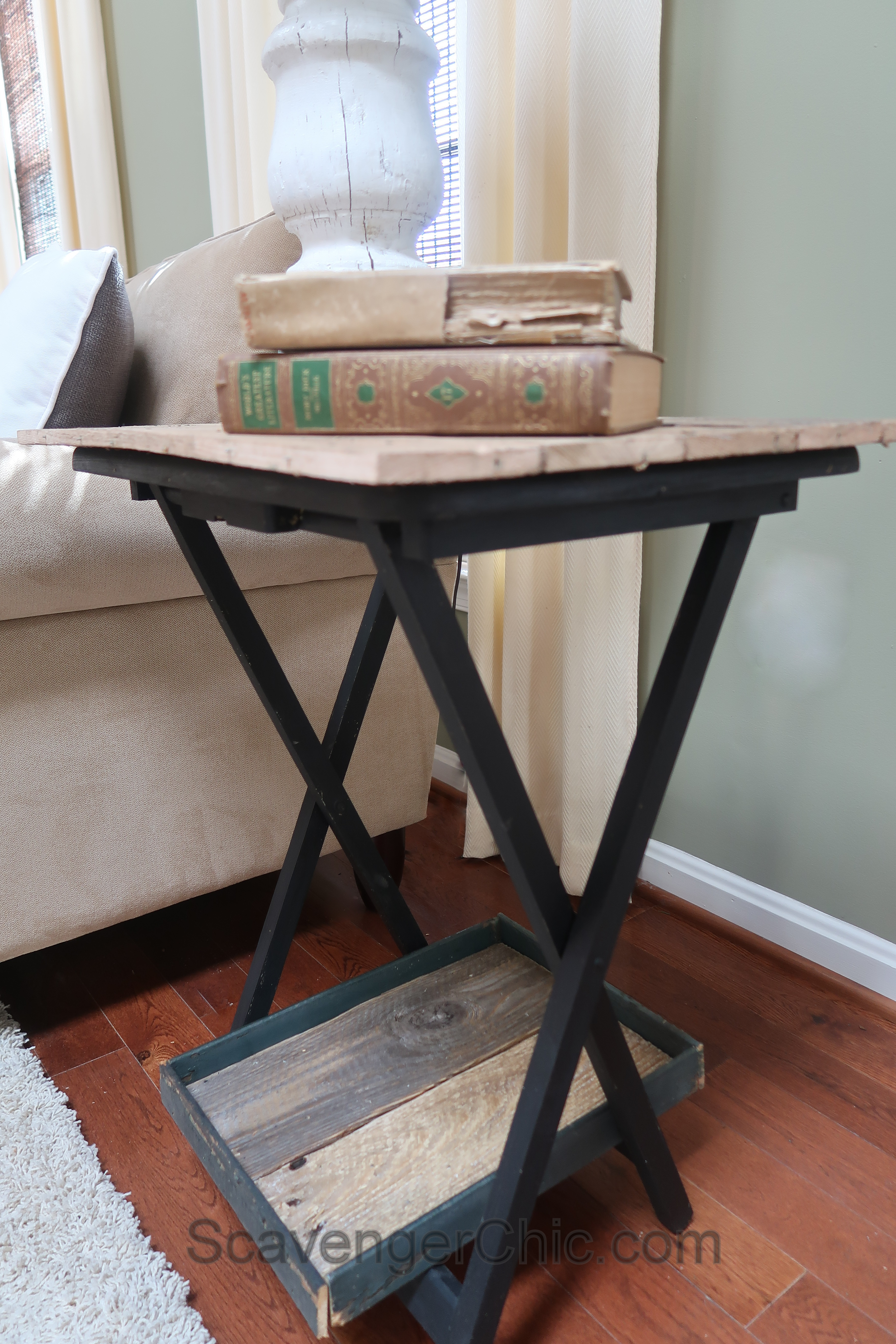 Antique Ottoman Coffee Table