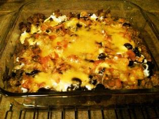 SCD Recipe: Mexican Casserole
