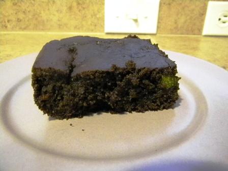 Beyond SCD Recipe: Chocolate Zucchini Cake