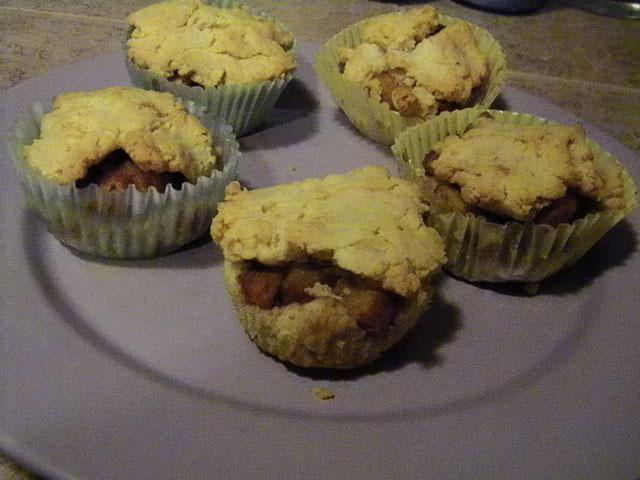 SCD Recipe: Apple Dumplings
