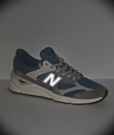 New Balance Lifestyle X90 Reconstructed Cyclone Blue ...